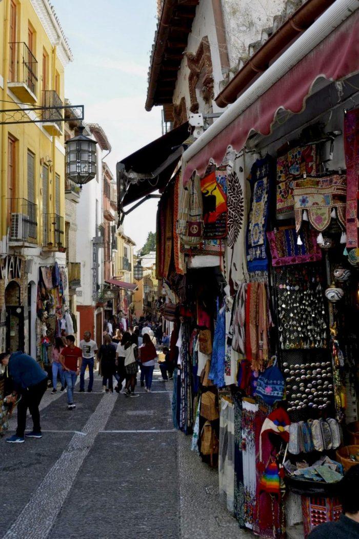 Tour centro de Granada por las teterías