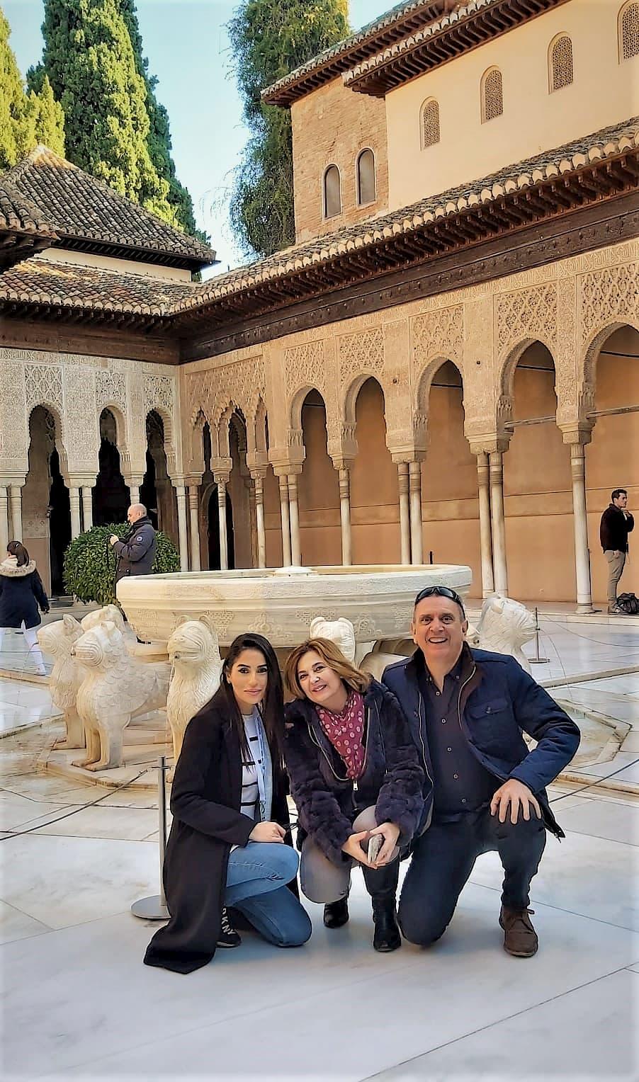 Visita privada a la Alhambra de Granada
